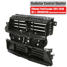 For Ford Escape 17-18 GV4Z8475A Radiator Control Shutter without adaptive
