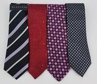Sean John Men's 100% Silk Ties Neckties One Size