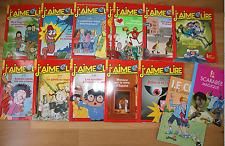 Lot revues J'AIME LIRE 2011 408 409 410 411 412 413 414 415 416 417 418 cadeaux