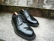 CHEANEY DERBY MEN'S SHOES – BLACK – UK 8.5 – CHARING – EXCELLENT CONDITION