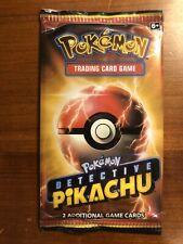 Detective Pikachu Promo Pack Sealed ENG