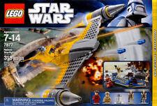 LEGO StarWars Naboo Starfighter (7877)