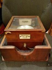1919 Excellent Thomas Mercer England Ship's Chronometer #10940, U. S. Maritime