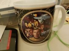 "1994 Star Trek ""The Crew"" Collectiable Coffee Mug"