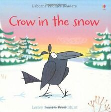 Crow in the Snow (Usborne Phonics Readers), Lesley Sims | Paperback Book | Good
