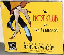 Reference Recordings RR-109CD: Hot Club of San Francisco - Yerba Buena Bounce SS