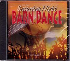 It's the Saturday Night Barn Dance  RARE Canadian CKNX Square Dance CD (New!)