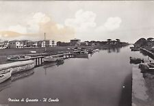 # MARINA DI GROSSETO: IL CANALE