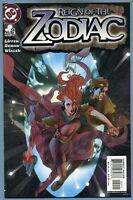 Reign of the Zodiac #2 2003 Keith Giffen Colleen Doran Tony Harris DC Comics