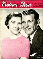 PICTURE SHOW - UK MOVIE MAGAZINE -  BETSY BLAIR - RICHARD EGAN -  23 JULY 1955