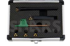 Shars 516 8 Pcs Rh Internal Amp External Threading Tool Holder 5 Insert Cert S