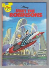 Meet the Robinsons (Early Moments) Disney WWoR Wonderful World of Reading Book