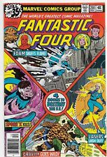 Fantastic Four #201 (Dec 1978, Marvel) Marv Wolfman story, The Thing FN/VF (7.0)
