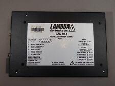 Lambda LZS-50-4 Regulated Power Supply - NOS