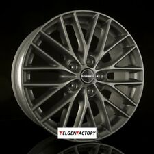 4 x BORBET BS5 8 x 18 Zoll ET35 5x112 Alufelgen Metal Grey Audi A6 VW Mercedes