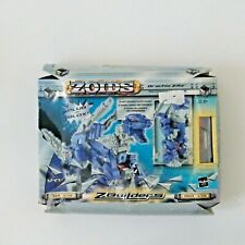 ZOIDS Brachio Zilla Motorized Action Figure Kit Hasbro Open Box