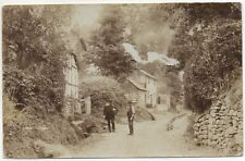 More details for 744 real photo postcard forge bank cottage the steppes kings pyon herefordshire