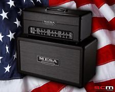 RRP$5648 Mesa Boogie Triple Crown Half Stack 50w Head 2x12 Vintage 30 Recto Cab