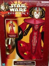 Dolls Star Wars Queen Amidala Royal Elegance Costume Figure Toy Xmas Gift Rare