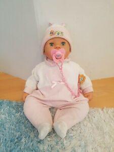 Chou Chou Baby Puppe 48cm guter Zustand