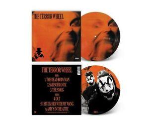 Insane Clown Posse-The Terror Wheel Vinyl LP Picture Disc Record ICP NEW SEALED