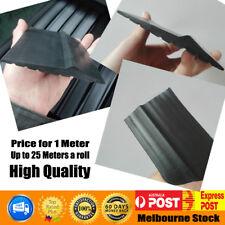Solid Garage Door Weather Seal - Per Metre. Threshold Floor Seal  Mel Stock
