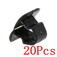 Qty 20 Insulation Plastic Hood Retainer Bonnet Holder Pad Clip For VW CC Beetle