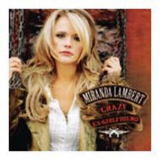 Lambert, Miranda - CRAZY Ex-Girlfriend NUEVO CD