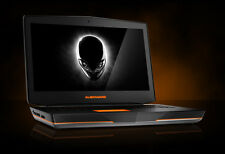 Dell Alienware 18 FHD Gaming Laptop 2.7Ghz i7 16GB RAM 2 x 1TB HDD + 80GB SSD