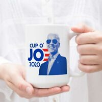 Joe Biden For President 2020 Cup O' JO Democrat Coffee Ceramic Mug