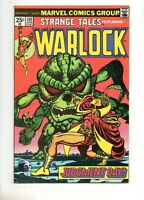 Strange Tales #180 1ST APP GAMORA! GUARDIANS of the GALAXY! AVENGERS! THANOS! VF