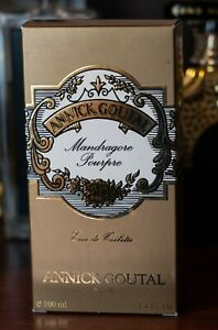 Annick Goutal MANDRAGORE POURPRE Edt 100 ml vintage