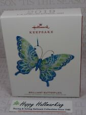 Hallmark 2019 Brilliant Butterflies 3rd Ornament New