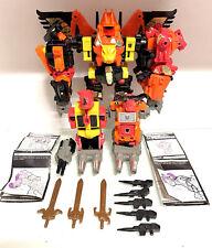 Predacons Predaking G1 Hasbro Takara 1986 Original Played Gig Transformers