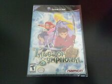 Tales of Symphonia, Nintendo Gamecube NEW factory sealed rare!