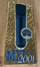 Marshall MXL 2001 / 603S Mogami Microphone Combo Pac