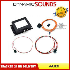 CTVADX004 MMI 2G High Aux Input Adaptor MP3 iPod iPhone for Audi A8 2002-2009