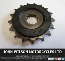 Hyosung GT 650 i Naked II/2 09 - 17 JT Front Rubber Cushioned Sprocket 17 Teeth