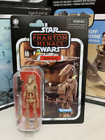 "Star Wars The Vintage Collection Battle Droid VC78 3.75"" Action Figure New"