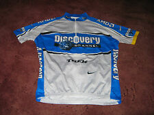 Discovery Channel Trek Subaru Nike italien Maillot de cyclisme [L].