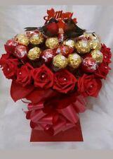 XLarge Ferrero Rocher Chocolate Robin Bouquet Ideal Christmas -  Sweet hamper