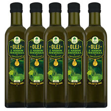 OIL evening primrose EKO cold pressed 500ml (5x100ml) / OLEJ Z WIESIOLKA bio