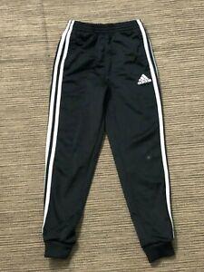 Las Mejores Ofertas En Pantalones Adidas Negro 7 Tamano Talla 4 Y Mas Grande Para Ninos Ebay