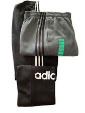 Adidas Men's Heavy Weight Fleece Pant - NWT Black & Gray - L/XL/2XL