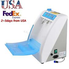 40W 300ml Dental Handpiece Maintenance Oil System Lubricating Device Lubrication