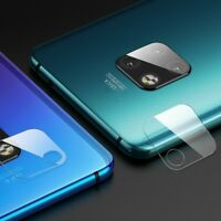 Huawei Mate 20 Pro / Lite Accessory Back Camera Lens Tempered Glass Protector x2