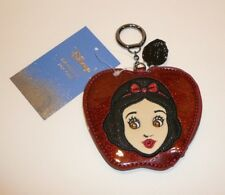 Snow White Red Poison Apple Zipper Coin Purse Wallet by Danielle Nicole Disney