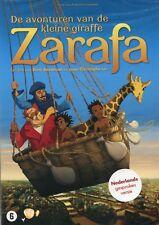 Zarafa : De avonturen van de kleine giraff Zarafa (DVD)