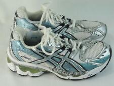 ASICS Gel Nimbus 10 Running Shoes Women's Size 8 US Excellent Plus Condition