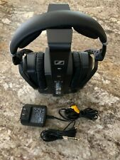 Sennheiser RS 195 wireless headphones and transmitter TR 195 HDR